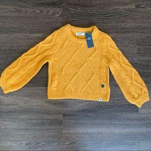 Abercrombie kids sweater NWT size 5/6